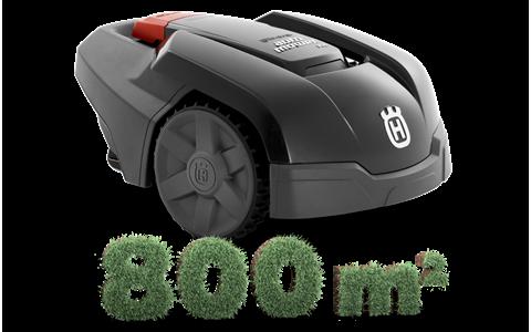 husqvarna automower 310 sts. Black Bedroom Furniture Sets. Home Design Ideas