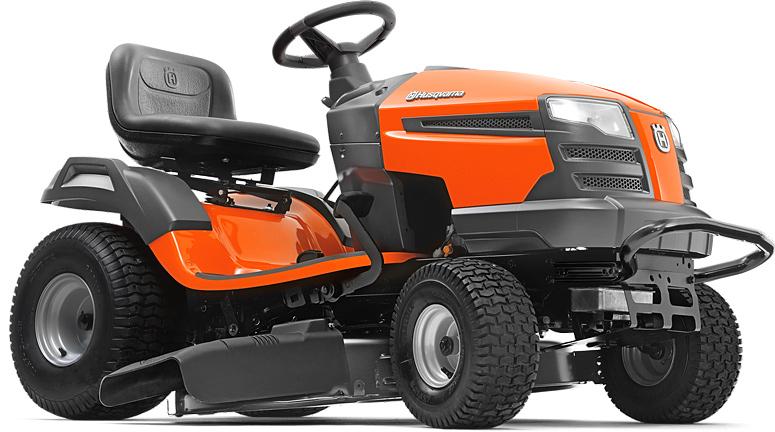 HUSQVARNA TS 238 traktor