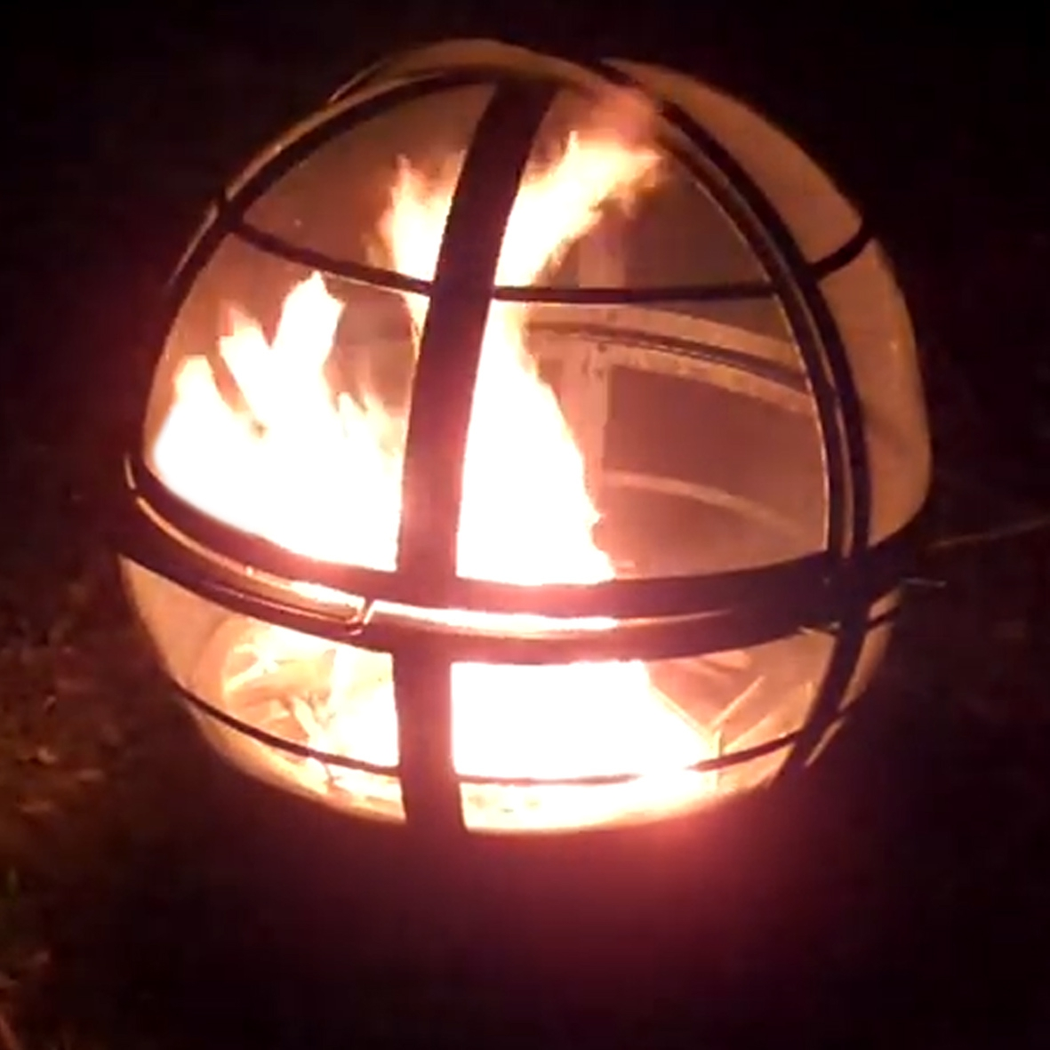 landmann ball o fire eldstad