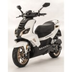 Speedfight Pure Icy white moped