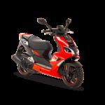 Speedfight Sportline red moped